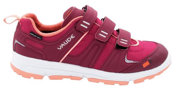VAUDE Pacer Ceplex II Shoes Kids grenadine